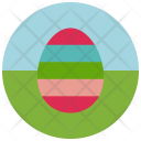 Vertical Easter Egg Icon
