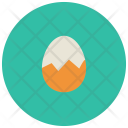 Egg Peeled Icon