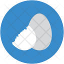 Egg Boiled Poultry Icon