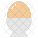 Egg Food Ingredient Icon