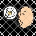 Egg Allergy Allergic Icon