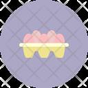 Egg Eggs Box Icon