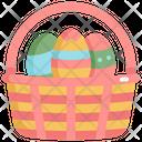 Egg Eggs Basket Icon