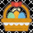 Eggs Basket Protein Icon