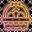 Egg Basket Eggs Basket Icon
