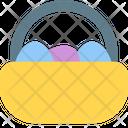Basket Egg Icon