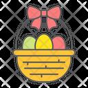 Egg Basket Egg Basket Icon