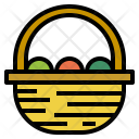 Basket Hamper Basketry Icon