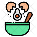 Egg Bowl Cooking Icon