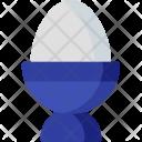 Egg Breakfast Boil Icon