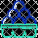 Aegg Carton Icon