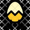 Egg Chicken Foot Icon