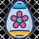 Egg Decoration Icon