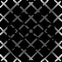Zigzag Decoration Easter Icon