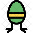 Egg Foot Chick Icon
