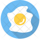 Breakfast Egg Fried Egg Icon