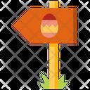 Egg Hunting Icon