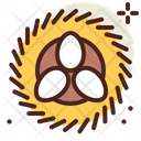 Egg Nest Icon