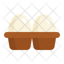 Egg Eggs Pack Icon