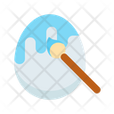 Egg paint Icon