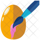 Painting Egg Icon
