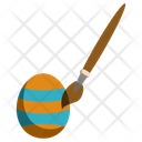 Egg Painting Icon