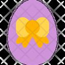 Egg Ribbon Icon