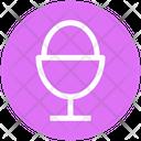 Egg Storage Egg Holder Egg Server Icon