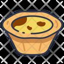 Tart Sweet Dessert Icon