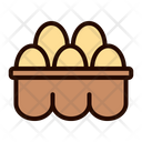 Egg Basket Eggs Egg Icon