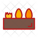 Tray Box Egg Icon