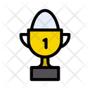 Egg Easter First Icon