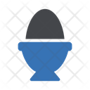 Egg Tray Easter Icon