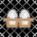 Egg Tray Eggs Egg Icon