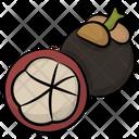 Brinjal Eggplant Aubergine Icon