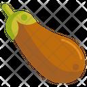 Eggplant Brinjal Vegetable Icon