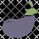Eggplant Vegetable Healthy Icon