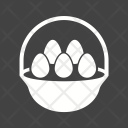 Eggs Basket Boil Icon