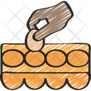 Eggs Ingredients Baked Icon