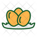 Eggs Egg Food Icon
