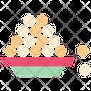 Eggs Breakfast Food Icon