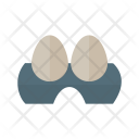 Eggs Tray Icon