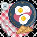 Eggs Icon