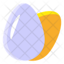 Eggs Chick Eggs Farming Icon