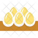 Eggs Tray Fridge Icon