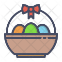 Eggs Egg Bowl Icon