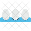 Eggs Poultry Protein Food Icon