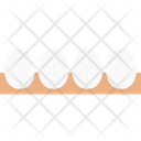 Eggs Eggs Tray Eggs Box Icon