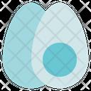 Allergy Medical Eggs Icon