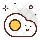 Eggs Fried Egg Food Icon
